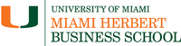 University of Miami Herbert Business School Logo